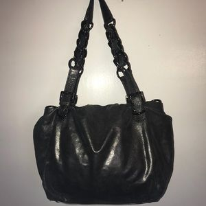 😍🌟Authentic Michael Kors Large leather hobo